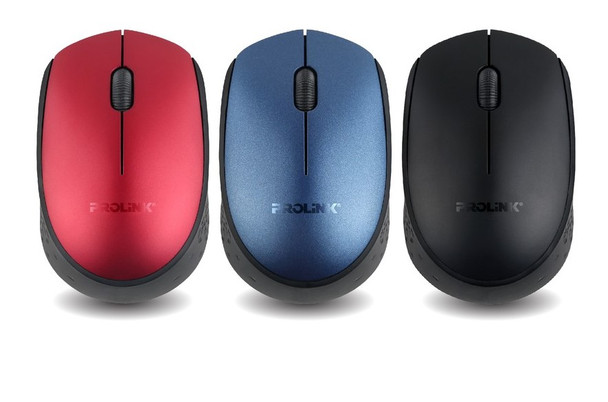PROLINK WIRELESS MOUSE   PMW5008