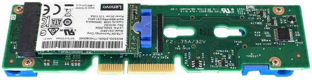 Lenovo ThinkSystem M.2 CV1 128GB SATA 6Gb Non-Hot-Swap SSD | 7N47A00130
