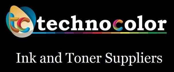 TechnoColor EXV34 Cyan Compatible Toner For Canon Printer