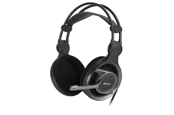 A4Tech Headset Black | HS100