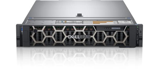 """Dell PowerEdge R740 Rack Server Chassis 8 x 3.5""""/2xIntel Xeon Silver 4208/2x32GB/1x600GB/DVD/iDRAC9/H730 Raid/Dual PSU"""