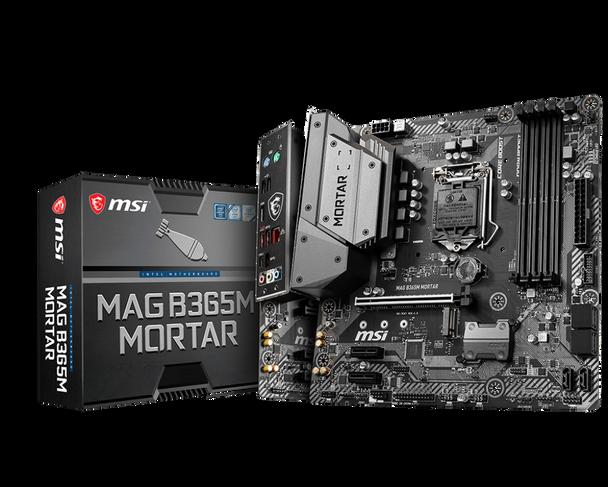 MSI MAG B365M MORTAR Motherboard