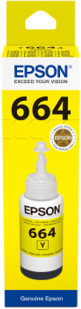 Epson Yellow Ink bottle 70ml | C13T66444A