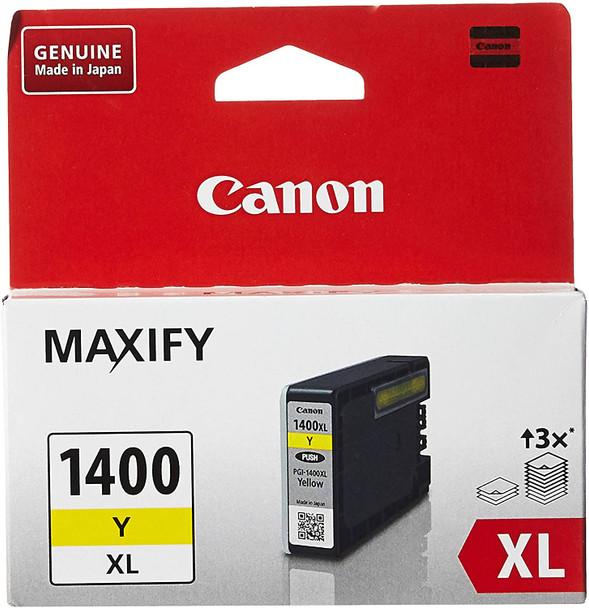 Ink Canon PGI-1400XL Yellow | PGI-1400XL<Y>