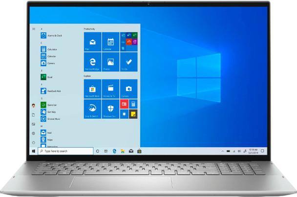 "Dell Inspiron 7000 2-in-1 I7/8/256GB SSD 17"" QHD TS Silver Laptop   I7706-7337SLV-PUS"