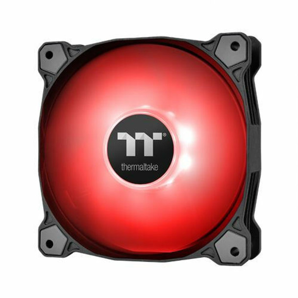 Thermaltake Pure A14 Radiator Fan (Single Pack 14 cm) Red   CL-F110-PL14RE-A