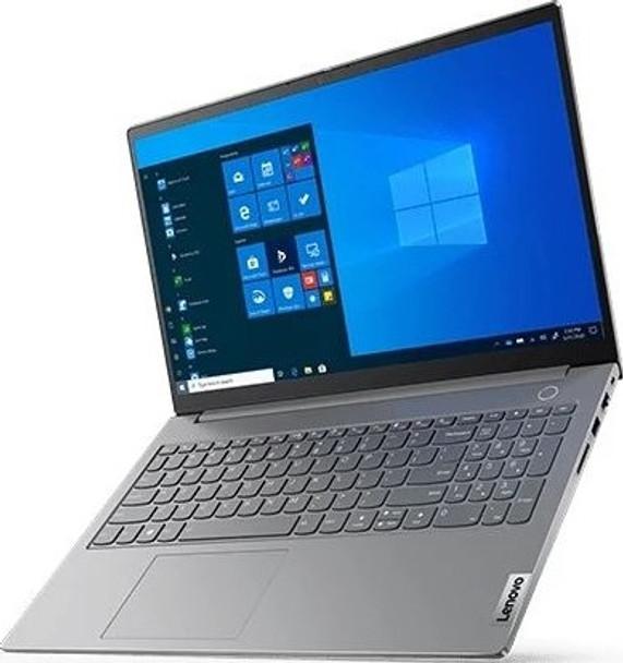 "Lenovo Laptop Core i7-1165G7 8GB DDR4 1TB 2GB GDDR6 Dedicated NVIDIA® GeForce® MX450 15.6"" FHD   20VE001GAK"