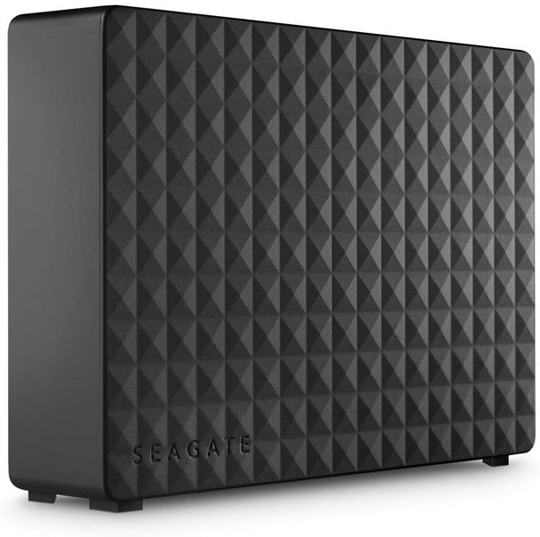Seagate Expansion Desktop 10TB External Hard Drive HDD - USB 3.0 for PC & Laptop, Black   STEB10000400