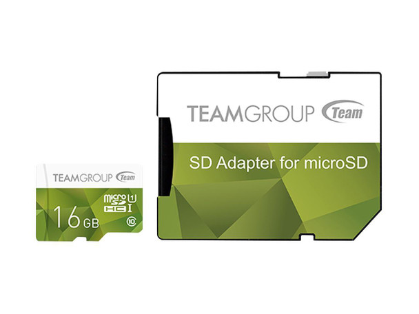 TEAM GROUP Color Card I UHS-I U3 MicroSD CARD 128GB, 64GB, 32GB, 16GB up to 90MB/s