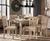 Ashley Furniture Mattilone Dining Room Table Set D484-425
