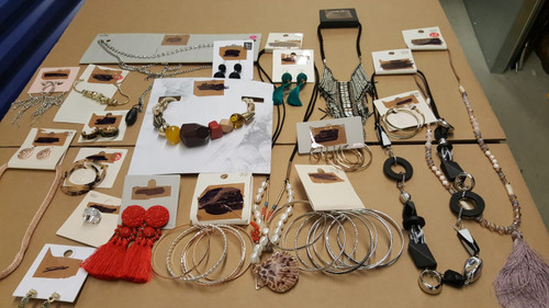 Wholesale Ex UK Stores Mixed  Fashion Jewellery for Export