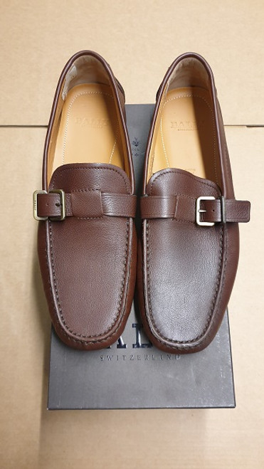 Bally Shoes - Ex Display - Brown Leather Strap