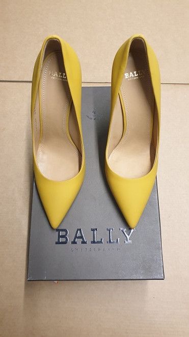 Bally Women Shoes - Ex Display Sunshine Calf Plain Court Shoe