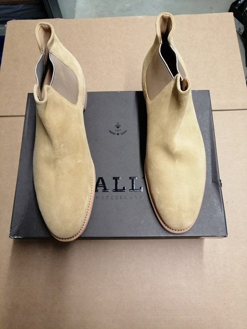 Bally  Shoes - Ex Display - Bois Calf Suede