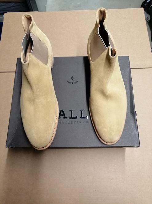 Bally  Shoes - Ex Display - Bois Calf Suede