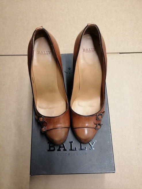 Bally Shoes - Ex Display - Whisky Calf Coated
