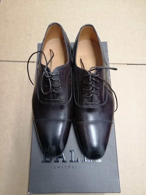 Bally Shoes - Ex Display -  Cocoa Calf Plain
