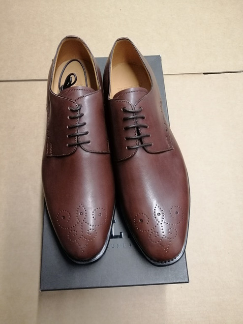 Bally Men Shoes - Ex Display - Marrone Calf Plain