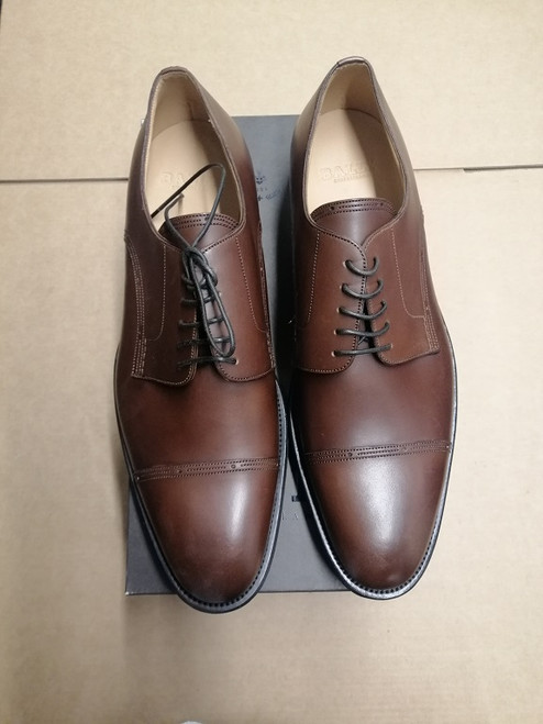 Bally Men Shoes - Ex Display - Cuoio Calf Washed