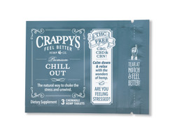Crappy's Feel Better Hemp Co. Chill Out