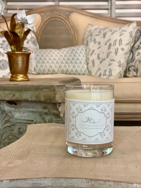 Curated Candle