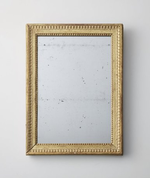 Louis XVI Mirror V with Antique Glass, late 18th c. France