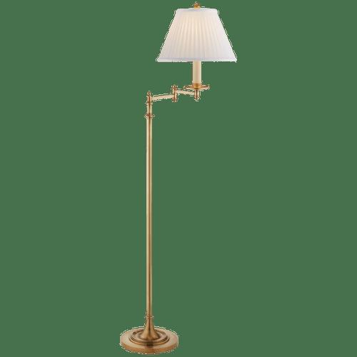 Dorchester Swing Arm Floor Lamp