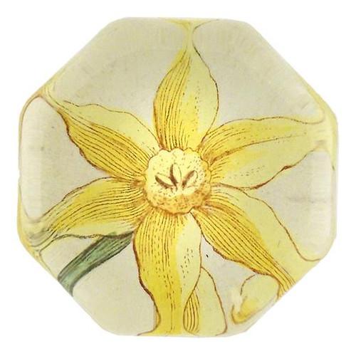 John Derian Yellow Narcissus Charm