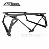 Jeep Gladiator - 5ft Bed | Leitner ACS FORGED Bed Rack | 2021+
