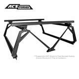 Chevrolet Colorado - 5ft Bed | Leitner ACS FORGED Bed Rack | 2015-2021