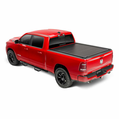 "Ford F-150 - 5'7"" Bed | Retrax Powertrax PRO XR Aluminum Bed Cover | 2015-2020"