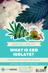 What is CBD Isolate or Crystalline? How do I use it?