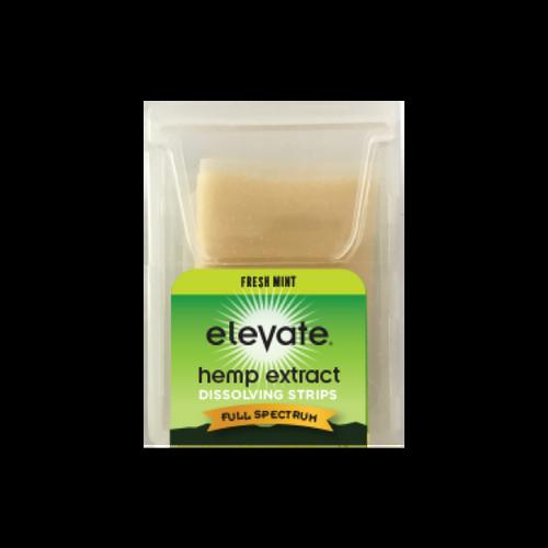 Elevate: Limoncello Hemp Extract Dissolvable Strips (5mg)