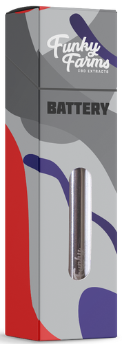 Funky Farms: 510 Vaporizer Battery