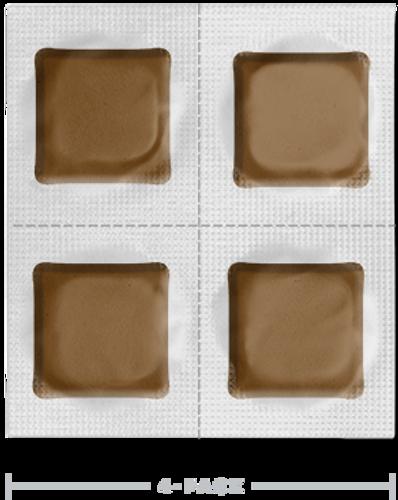 Cheeba Chews: Chocolate CBD Hemp Taffy (100mg)