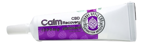 Johnny Apple: CBD Recovery Ointment (1200mg)