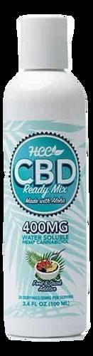 HCC: CBD Ready Mix (400mg)