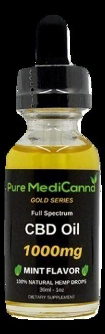 Pure Medicanna: Extra Strength Healing Salve (1000mg