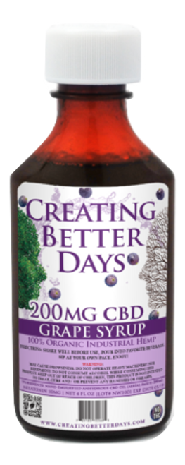 Creating Better Days | Nano-CBD Infused Products - Natural