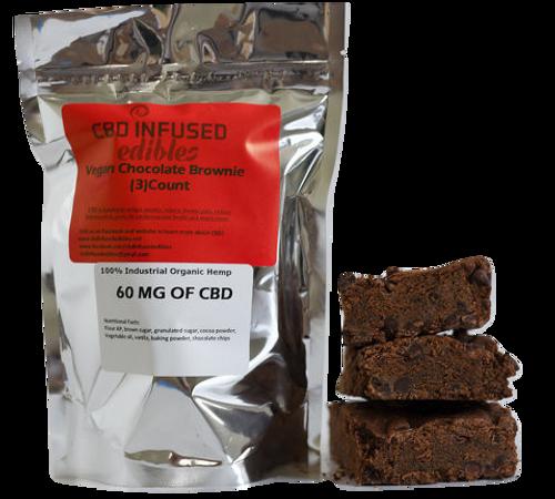 CBD Vegan Edibles - Natural Healthy CBD