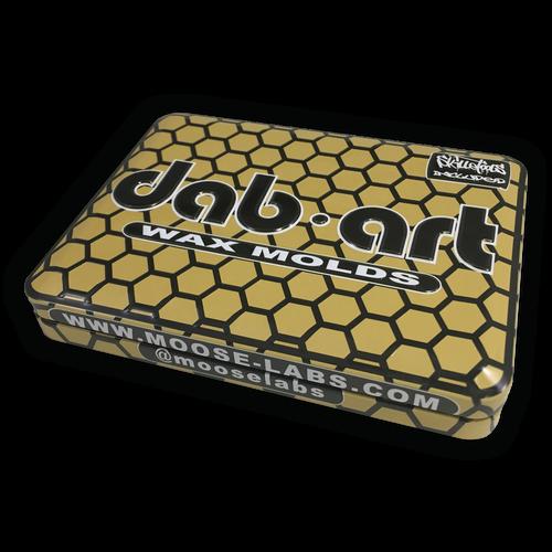 Moose Labs: Dab Art - Silicone Wax Mold
