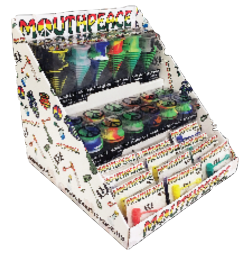 Moose Labs: 36 Piece Display Case