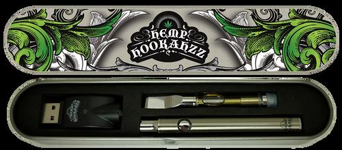 Hemp Hookahzz: Melon Madnezz CBD Pre-Filled Vape Kit (250mg)