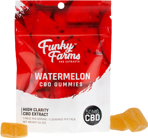Koi CBD: Sour Tropical Fruit CBD Gummies (60mg) - Natural