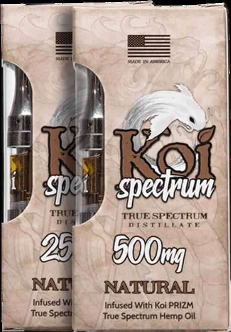 Koi CBD Spectrum: Pre-Filled CBD Vape Cartridge (500mg)