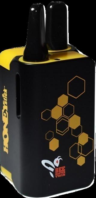 HoneyStick: BeeMaster Twin Double Cartridge Vaporizer