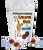 Giraffe Nuts: Atlantic Sea Salt CBD Caramels (150mg)