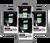 Jolly Green Oil: CBD Vape Pod Multipack (375mg)