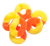 Creating Better Days: Nano-CBD Gummy Peach Rings (150MG)