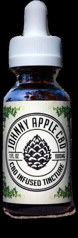 Johnny Apple: CBD Hemp Extract Tincture (500mg)